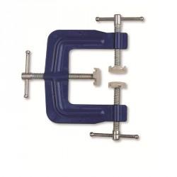 Ścisk śrubowy krawędziowy doczołowy GC70 GC 70/3T PIHER