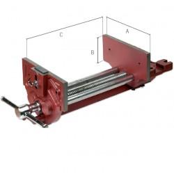 PIHER Imadło stolarskie z mechanizmem szybkiego zwalniania śruby