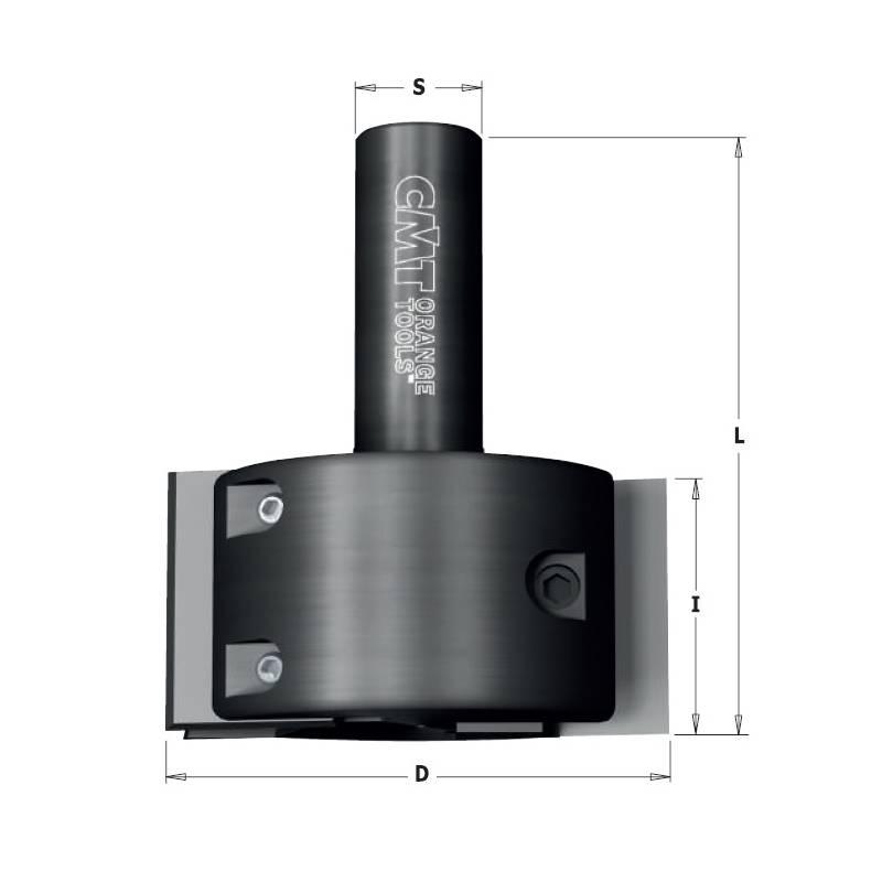 Uniwersalna głowica profilująca CNC CMT