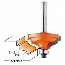 847.325.11 Frez HM R-4,8-3,6 D-34,2 I-13 S-6,35 CMT