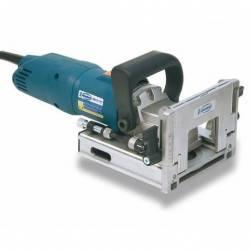 AB111N - Lamelownica 900W 10000RPM rozm. tarczy 100x22x4mm max gł frez.20mm VIRUTEX