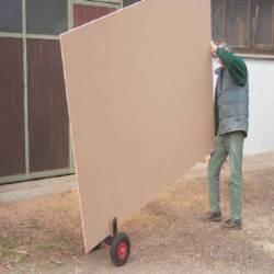 SPR770T Podpora na kołach do drzwi, paneli i płyt max waga elemnt 200kg 8 kg VIRUTEX