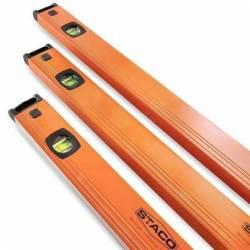 32039.STACO Zestaw poziomic aluminiowych 600/1200/1800mm STACO NORDIC