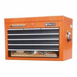88270.STACO Skrzynka narzędziowa metalowa 7 szuflad STACO NORDIC