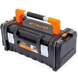 88325.STACO Skrzynka narzędziowa plastik 21 cali+dwa organizery wym. 53x22x28 STACO NORDIC