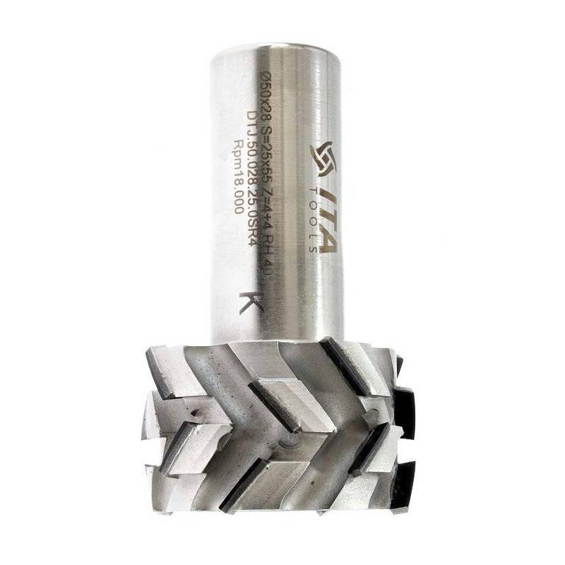 DTJ Frez diamentowy D-50 I-28 L-85 S-25x55 RH Z-4+4 40 st
